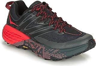 venta con descuento HOKA ONE ONE ONE One Speedgoat 3 Deportivas Mujeres gris Rojo Running Trail  tiempo libre