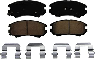 Wagner QuickStop ZD924A Ceramic Disc Pad Set, Front
