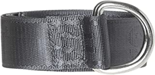 Jack & Jones Leon Ring Woven Belt For Men, Grey - 85 cm