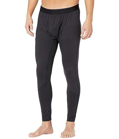 Burton Midweight X Base Layer Pants (True Black) Men