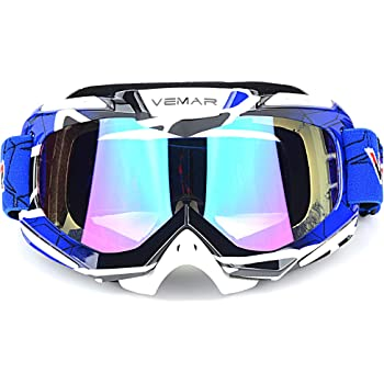 100/% Off-road Motorcycle Racing Riding Goggles dust-proof Eyewear SUN Glasses