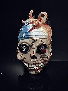 Masker Decoratie, Halloween Dummy Hoofd Hoofd van de duivel Opknoping Ghost Halloween Decoratie Props Haveland Props Horro...