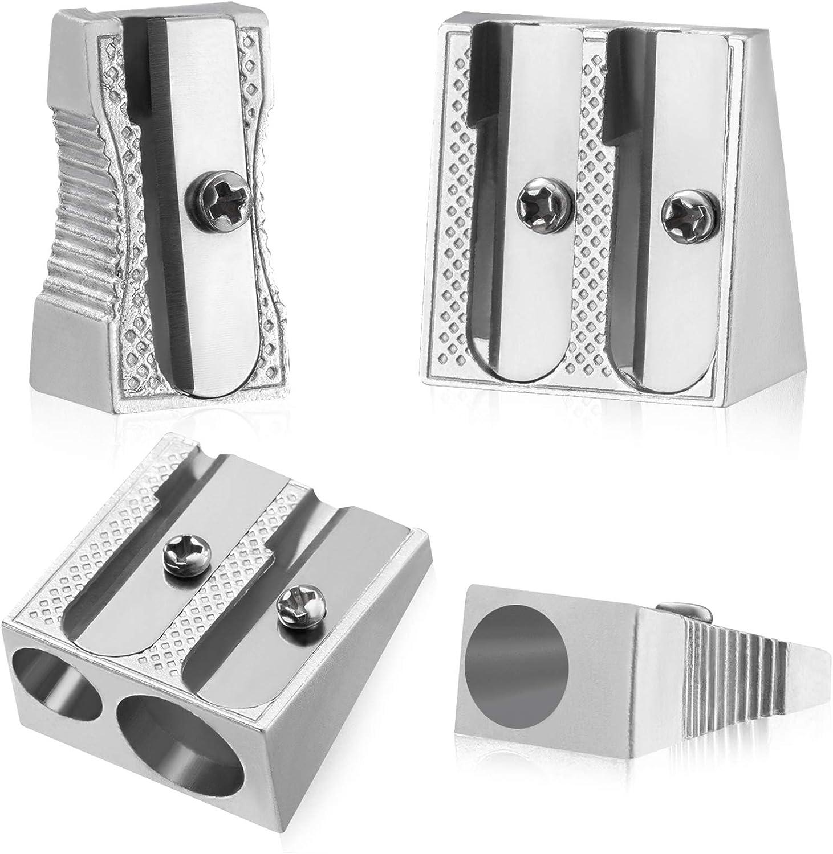 Metal Free shipping anywhere in the nation Pencil Sharpener Sh Superlatite 4PCS Handheld