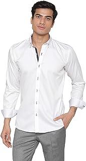 MANQ Men's Regular Fit Shirt