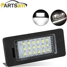 Best bmw e46 license plate light housing Reviews