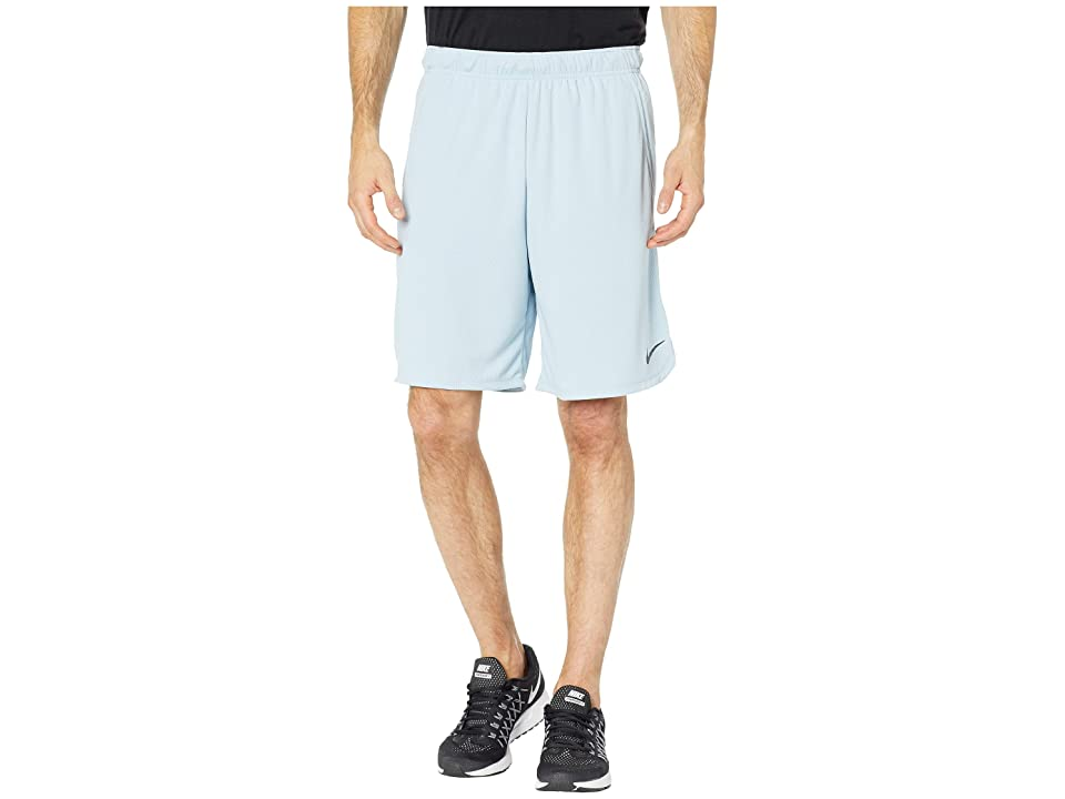 Nike Dri-FIT 9 Training Short (Light Armory Blue/Black) Men