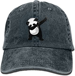 Sponsored Ad - Enzenon Cowboy Hat Cap For Men Women Dabbing Panda