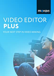 Movavi Video Editor 15 Plus [PC Download]