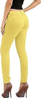 pale yellow pants