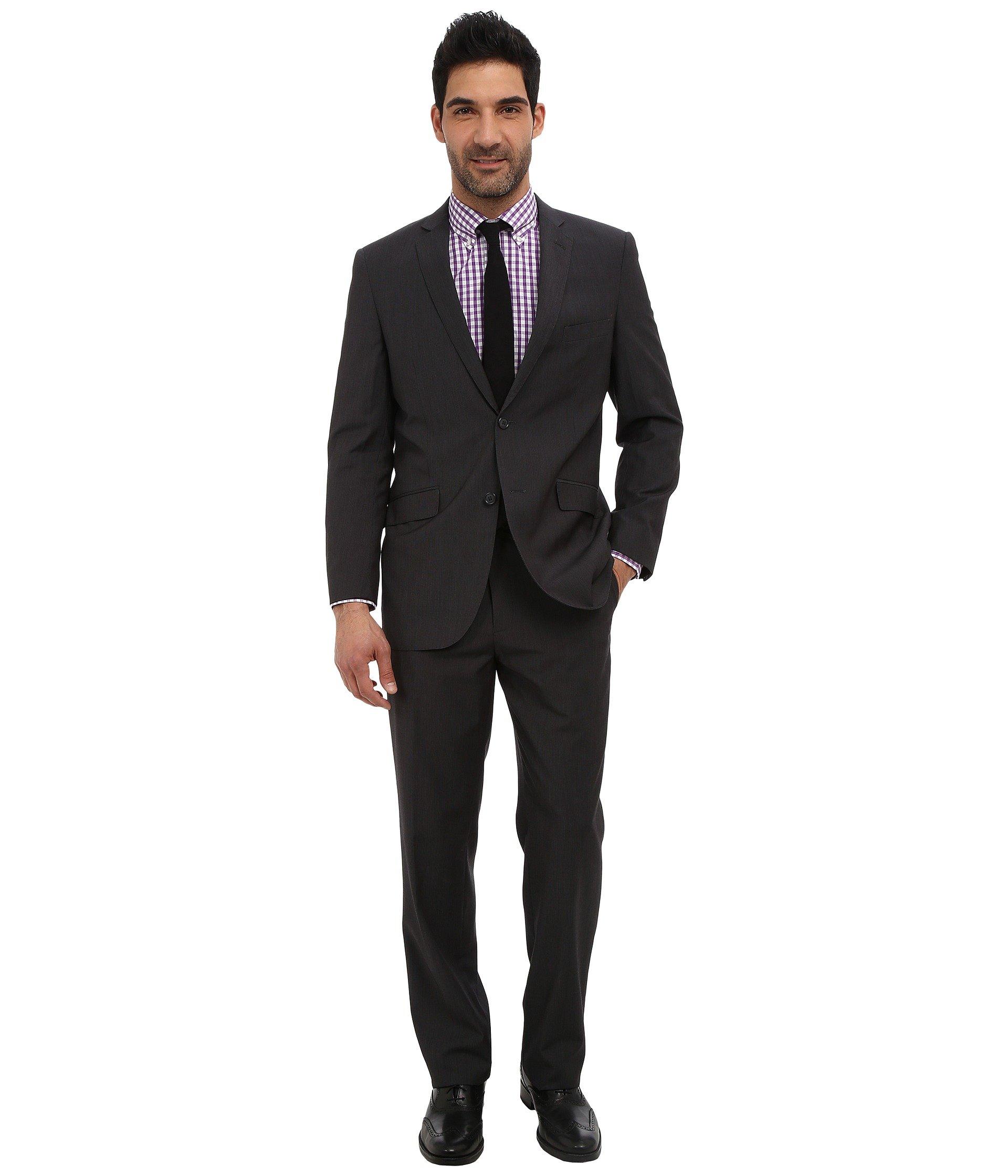 Vestido para Hombre U.S. POLO ASSN. Micro Shape Solid Suit  + U.S. POLO ASSN. en VeoyCompro.net
