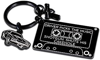 Supernatural Merchandise Keychain for Women Men Brother Friends TV Show Merchandise Supernatural Fans Gifts Funny Keyring ...