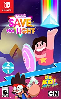 Steven Universe: Save The Light & OK K.O.! Let's Play Heroes - Nintendo Switch (Renewed)