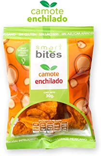 Smart Bites Chips de Camote Enchilado, 30 g