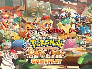 Clip: Pokemon Cafe Mix Gameplay - Zebra Gamer