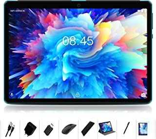 Tablet 10 inch Android 10.0 MEBERRY Tablet-PC 4 GB RAM+ 64 GB ROM Google GSM-Certificering:Met Acht-Core Processor|8000mAh...