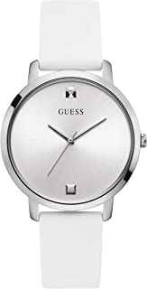 Guess Casual Watch for Women, Rubber, W1210L1