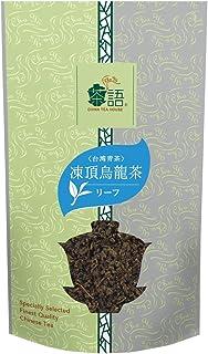 日本緑茶センター 茶語 リーフ 凍頂烏龍茶 50g