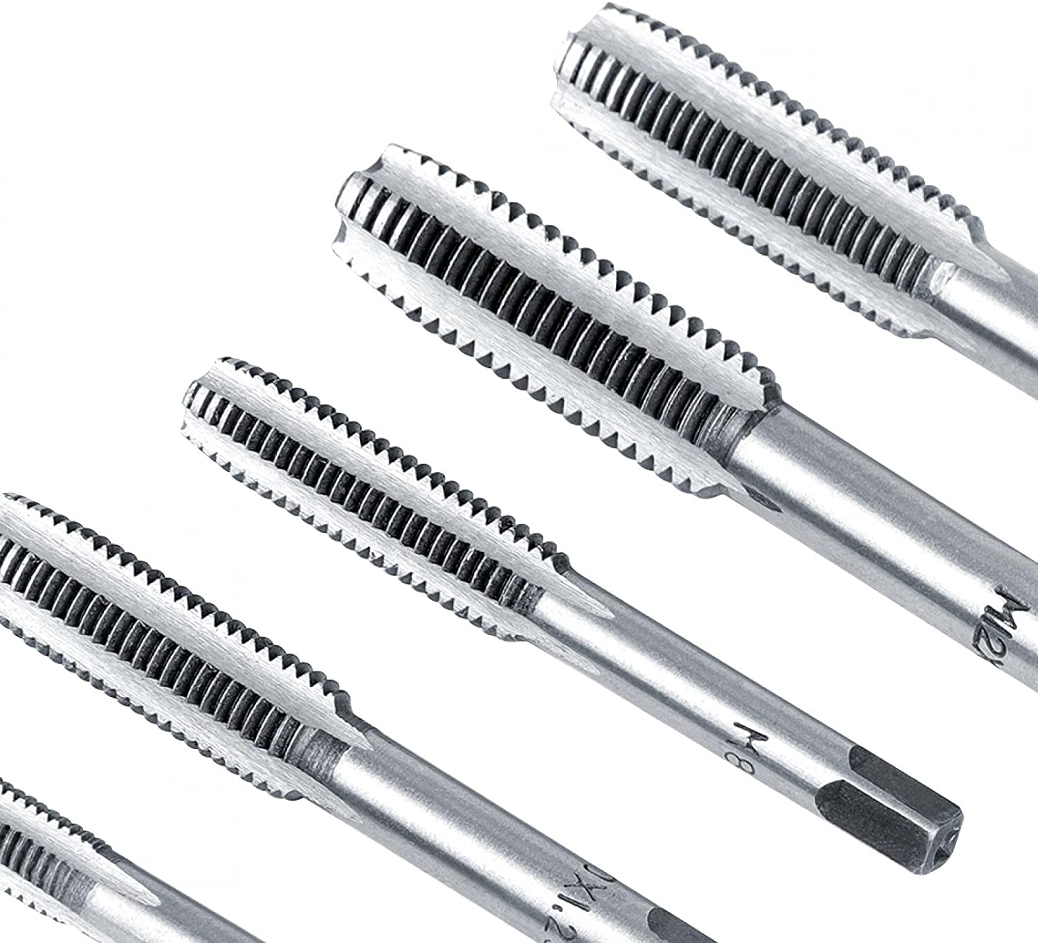 AYNEFY Tap and Don't miss the campaign Die Set Wrenches He Alloy Gauge Max 54% OFF Thread Steel
