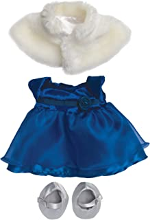 """Manhattan Toy Baby Stella Party Dress Baby Doll Clothes for 15"""" Dolls"""
