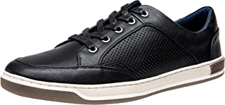 JOUSEN Men's Fashion Sneakers Memory Foam Casual Shoes for Men Retro Oxford Sneaker