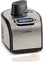 KLARSTEIN Sweet Dreams Ice Cream Maker • Compression Cooling • Family Size: for up to..