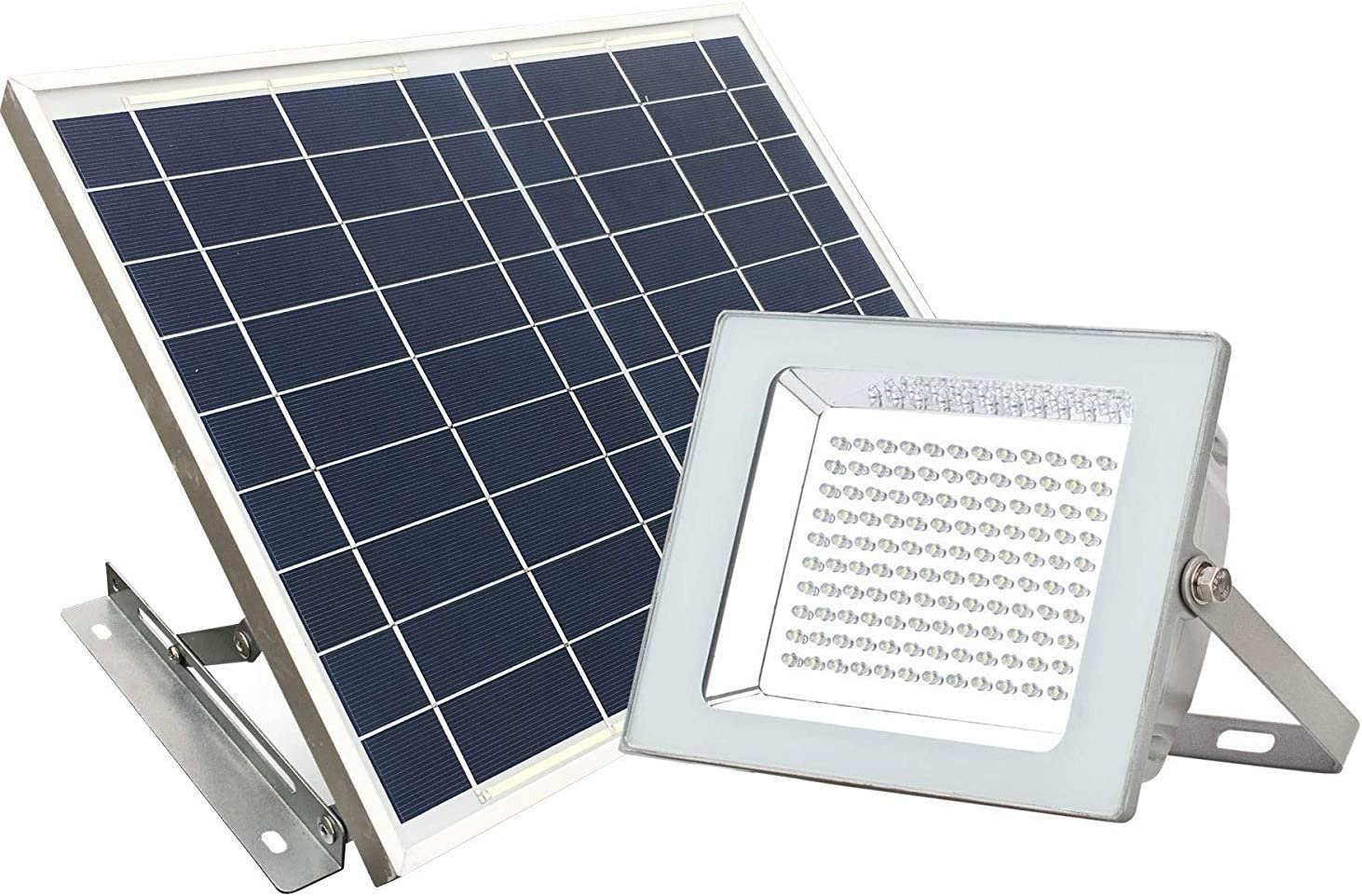 Solar Light Outdoor Today's Max 45% OFF only Flood Lights Dusk with to Daw