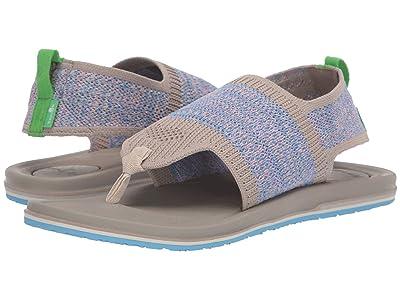Sanuk Yoga Sling 3 Knit (Cobblestone Multi) Women