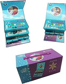 Frajodis- Disney Frozen Coffret de Coloriage, 0006483