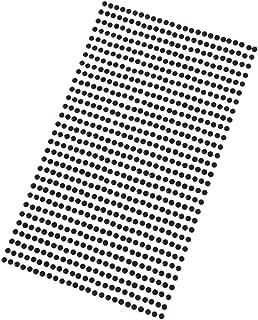 eyetex black bindi