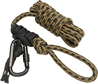 Hunter Safety System Rope-Style Tree Strap for Tree-Stand Hunting and Climbing
