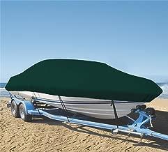 SHT-SBU 9 oz Boat Cover Custom Cover Exact FIT for Tracker Targa V-18 Combo WT 2009