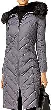 Laundry by Shelli Segal Full Length Puffer Coat Jacket