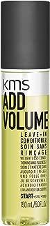 KMS ADDVOLUME Leave-In Conditioner, 5 oz