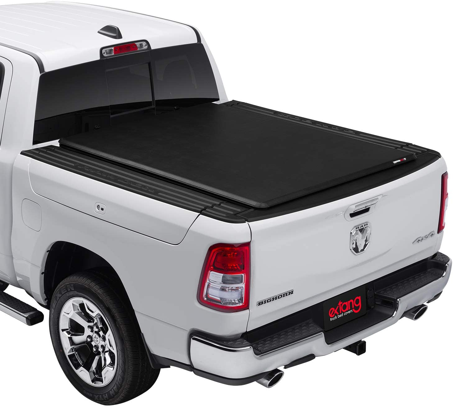"""Extang Trifecta 2.0 Soft Folding Truck Bed Tonneau Cover   92420   Fits 2009-18, 19/20 Classic Dodge RAM RamBox 5' 7"""" Bed (67.4"""")"""