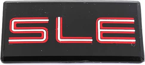 Aftermarket Compatible/Replacement for SLE Emblem GMC Chevrolet Yucon Suburban Sierra