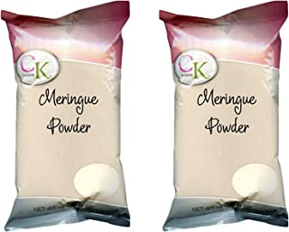 CK Products Meringue Powder 1 Pound (16 Ounces) (Pack of 2)