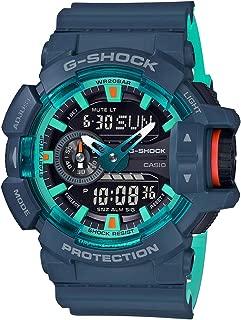 Casio Analog-Digital Black Dial Men's Watch-GA-400CC-2ADR (G917)