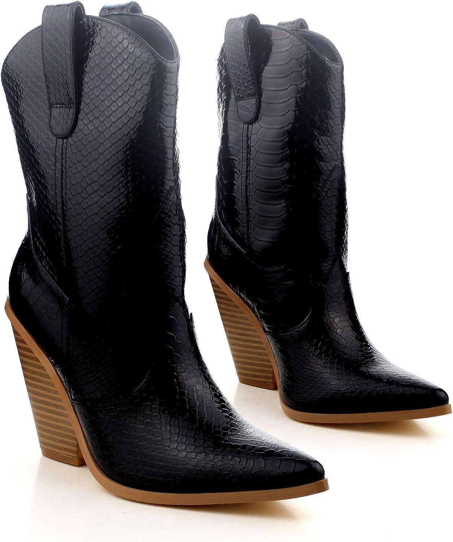 Cape Robbin Fever Cowboy Boots Women