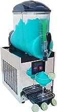 BRAVO ITALIA , 1 Bowl Margarita Machine 3.2 gallons bowl , 50 CUPS ,COMMERCIAL GRADE MACHINE , Slushie Machine, Margarita Maker , Slushie Maker , Slushy Machine