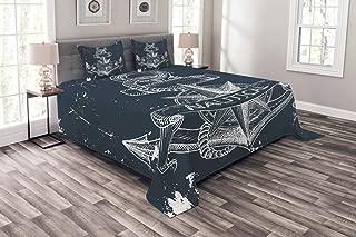Best nautical bedspreads queen Reviews