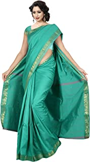 Indian Traditional Banarasi Art Silk Saree Sari for Women wear Fabric Dress