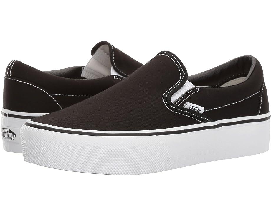 Vans Classic Slip-On Platform   Zappos.com