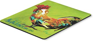 Caroline's Treasures MW1192MP Cockadoo Rooster Mouse Pad, Hot Pad or Trivet, Large, Multicolor