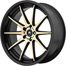 Adventus Forged   AVS4-20105638TB   20 Inch   AVS-4 Wheel/Rim   Black   20x10 Inch   5x112/5x112.00   38mm