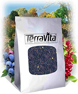 Mallow (Malva sylvestris) Flower Tea (Loose) (4 oz, ZIN: 427385)