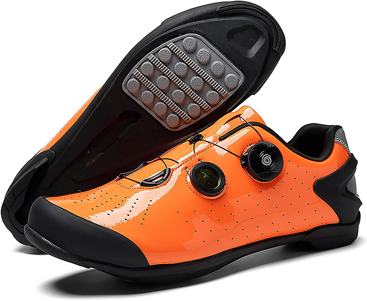 DSMGLRBGZ Cycling Shoes 36-46 Front Absorption Detroit Mall Ranking TOP13 Brea Shock Foot