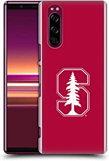 Official Stanford University The Farm Football Jersey Hard Back Case Compatible for Sony Xperia 5