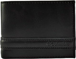 Columbia Men's RFID Security Blocking Traveler Wallet Bi-Fold