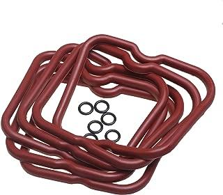 zt truck parts (6) Valve Cover Gasket Set 3902666 3910824 Fit for Dodge Cummins 12 V 5.9L 12V 6BT 5.9