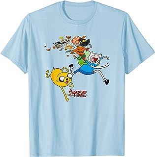 Cartoon Network Adventure Time Halloween Run T-Shirt